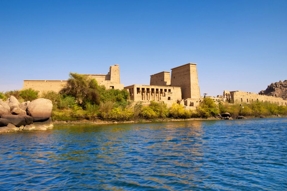 , Lake Nasser Temples, Sites, Egypt