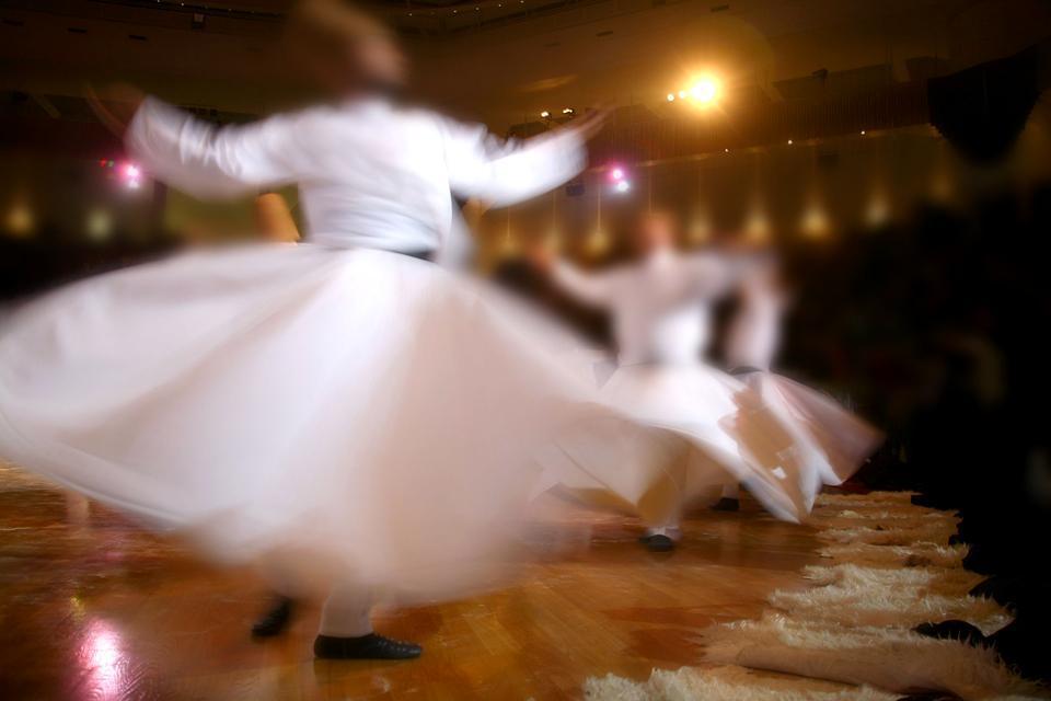 Les derviches tourneurs , Turkey