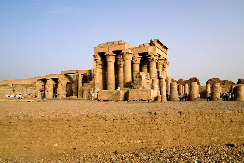 Les sites, kom ombo, nil, rivière, egypte, moyen-orient, afrique, temple