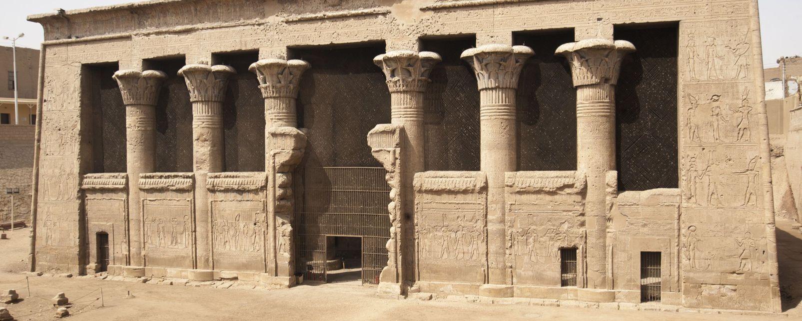 Le temple de Khnoum, Esna, Les sites, Egypte