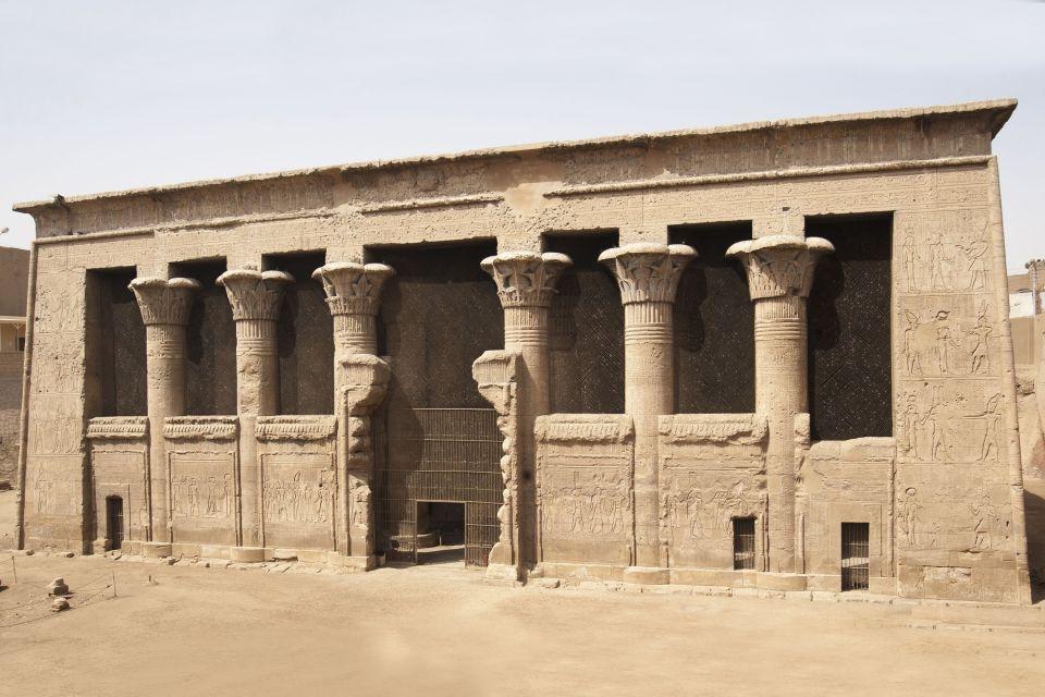 Der Chnum-Tempel, Esna, Die Sehenswürdigkeiten, Ägypten