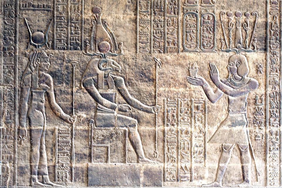 Esna , Ägypten