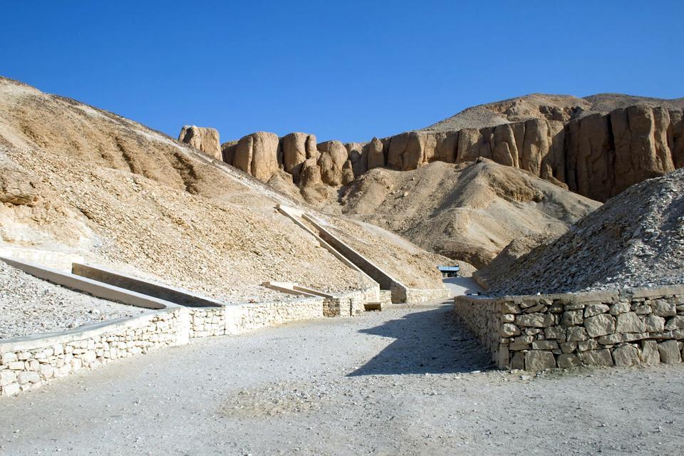 La Vallée des Rois , Egitto