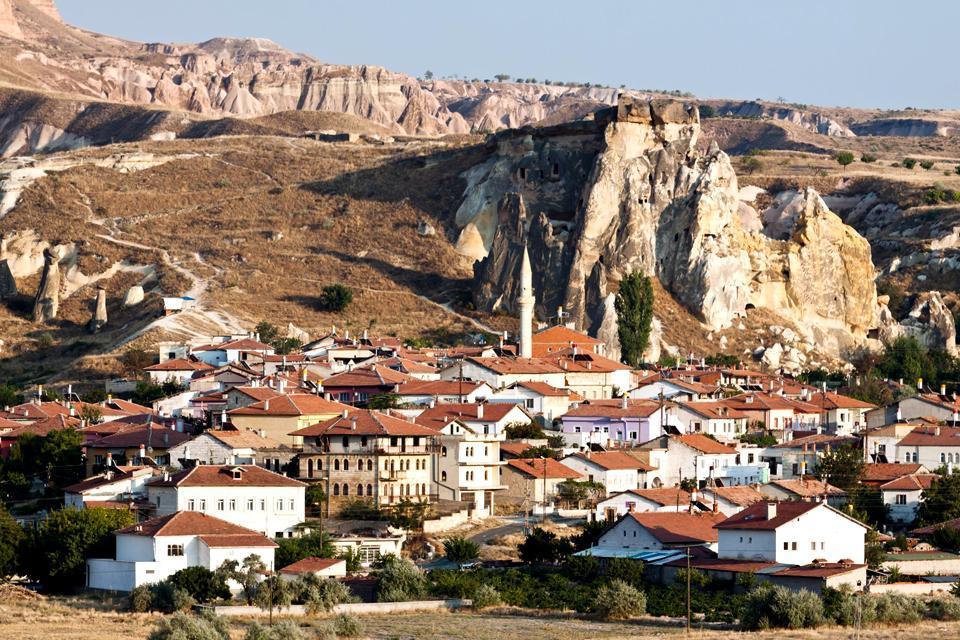 La vallée de Göreme , Turkey