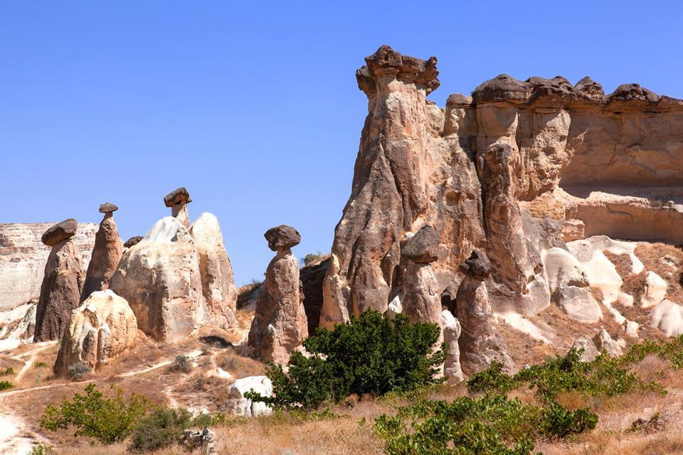 La vallée de Göreme , Türkei