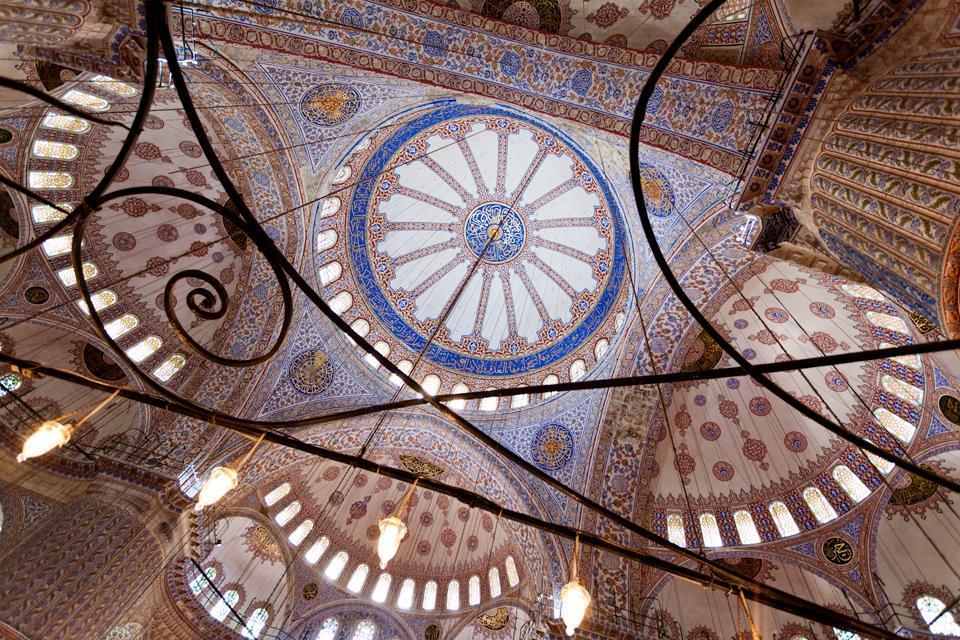 La Mosquée Bleue , Turkey