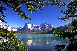 Los lagos , Chile