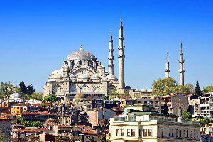 La Mosquée de Soliman le Magnifique , Das prunkvollste osmanische Monument , Türkei