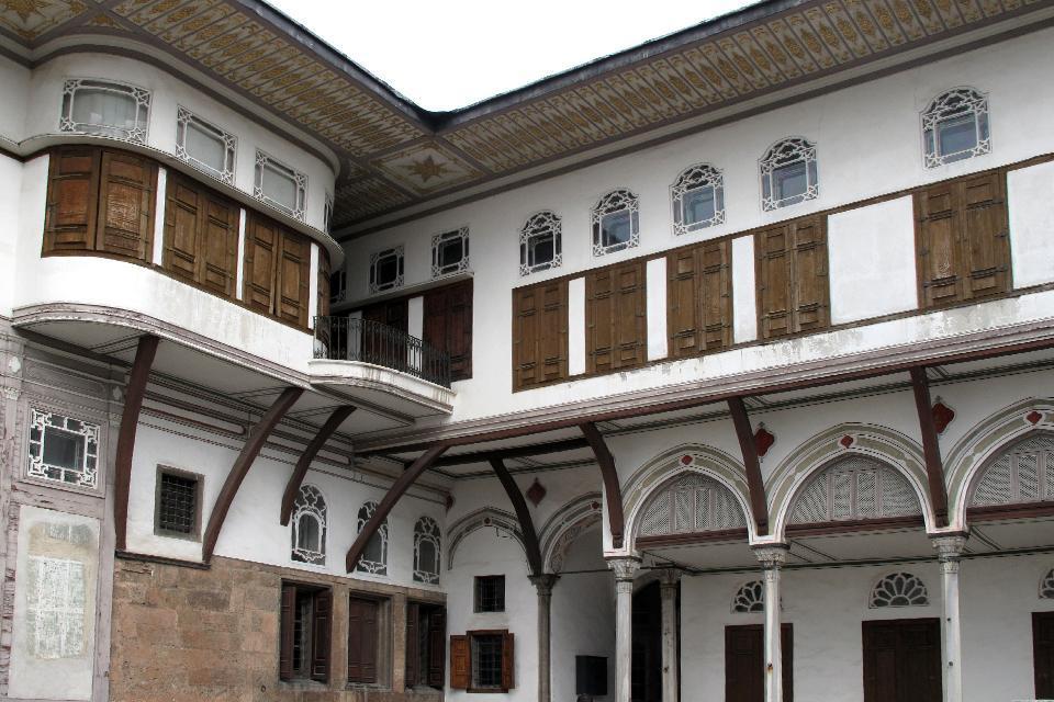 Le Palais de Topkapi , Turquie