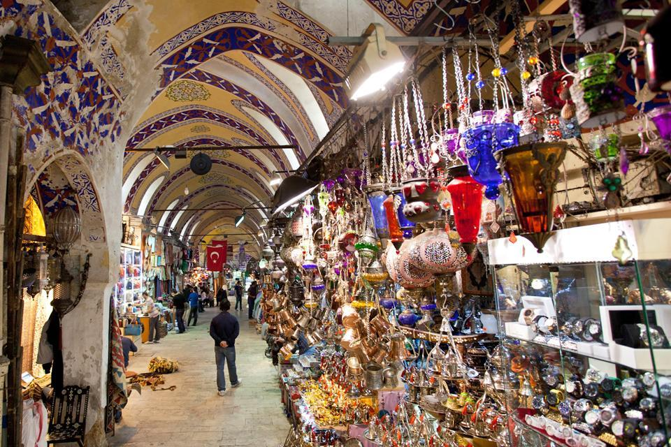 Le Grand Bazar , Turkey