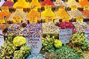 Le marché aux épices , Türkei