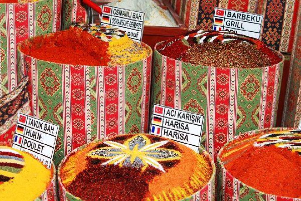 Le marché aux épices , Turquía