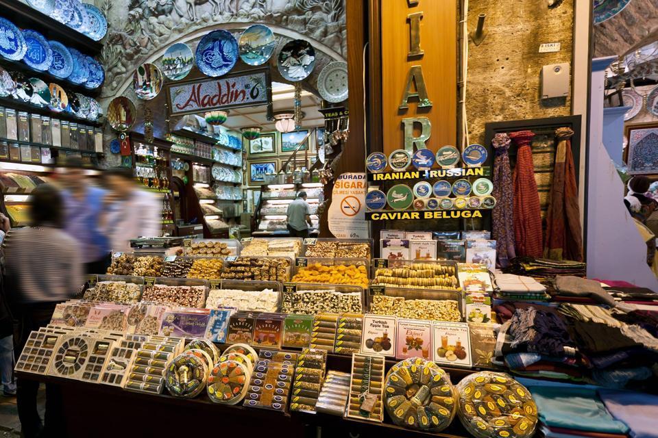 Le marché aux épices , Turquie