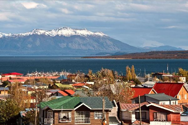 La Terra del Fuoco , Cile