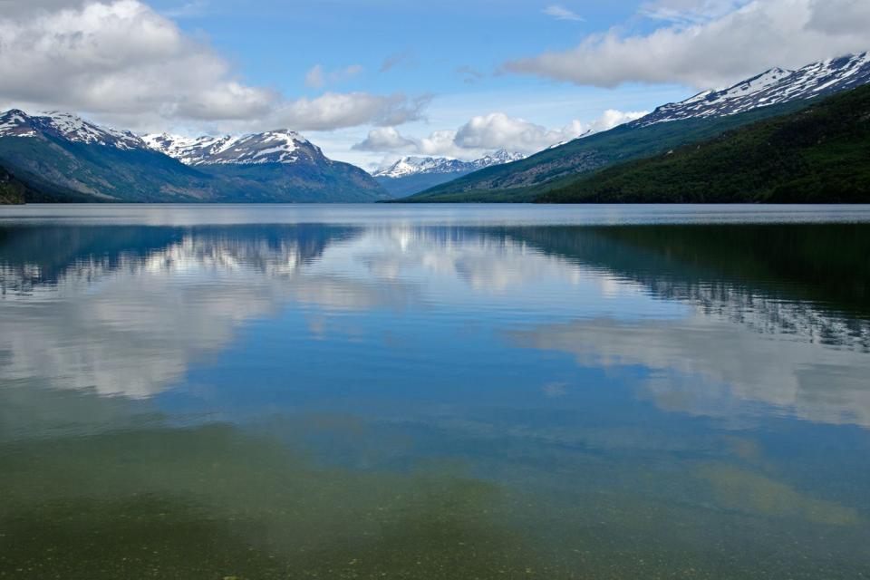 Tierra de Fuego , Chile