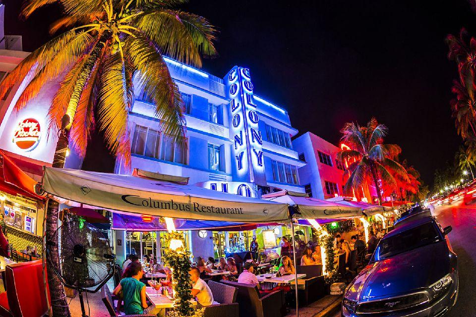 Ocean Drive, Miami , United States of America