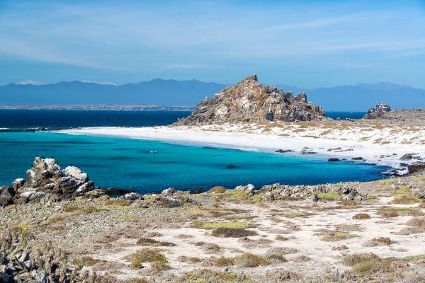 La Serena, Le rive, Cile