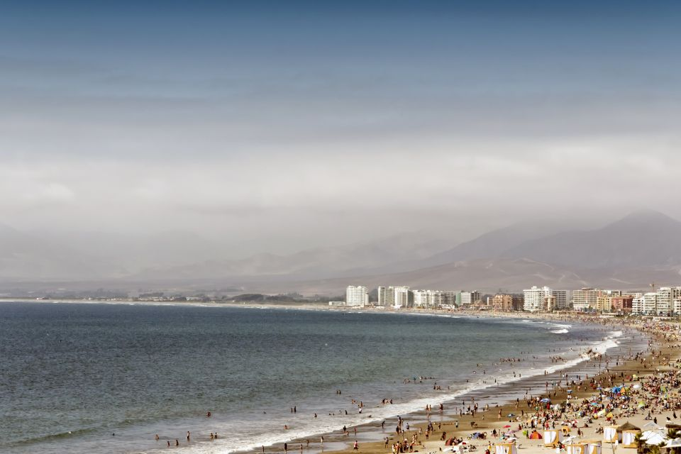 , La Serena, Las costas, Chile