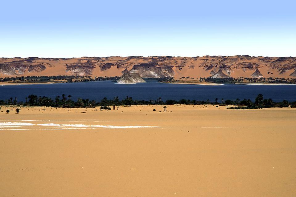 , Les lacs d'Ounianga, Landscapes, Chad