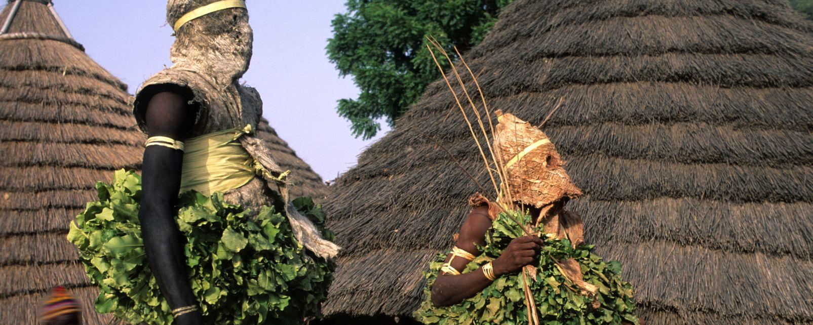 Das Bassari-Volk, Le pays Bassari, Die Künste und die Kultur, Senegal
