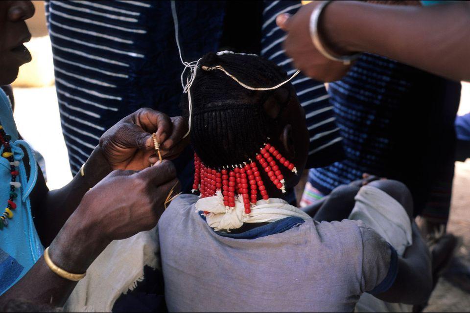 Das Brauchtum der Bassari, Le pays Bassari, Die Künste und die Kultur, Senegal