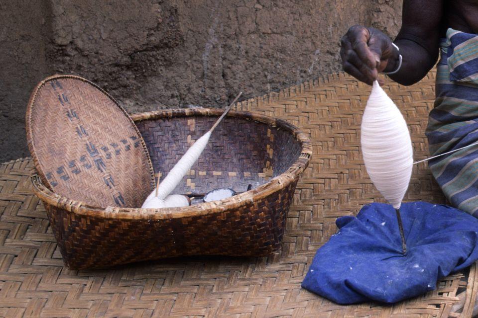 Der Nationalpark Niokolo-Koba, Le pays Bassari, Die Künste und die Kultur, Senegal