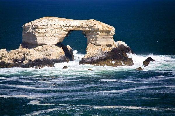La costa Sud , La costa meridionale , Cile