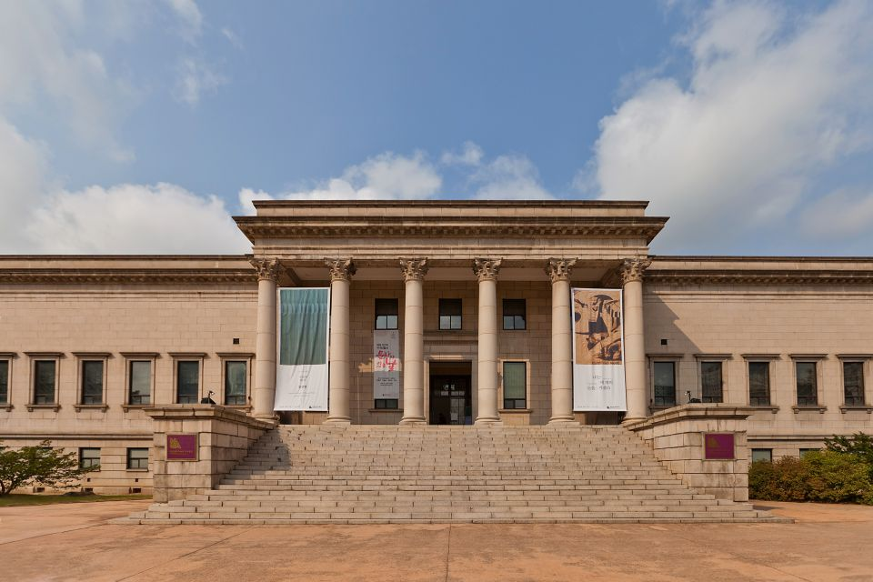 Les musées, Seoul, Korea, South, Asia, capital, sightseeing, architecture, landmark, town, city, old, building, palace, tourist, attraction, hall, museum, modern, art, classicism, culture