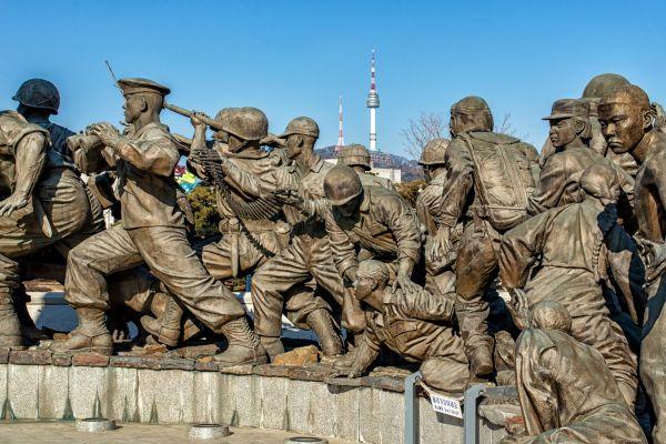 Le musée des atrocités de guerre américaines, Museums, South Korea