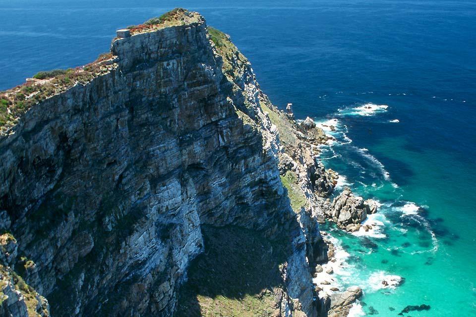 La riserva del Capo di Buona Speranza , Il faro del Capo di Buona Speranza , Sudafrica