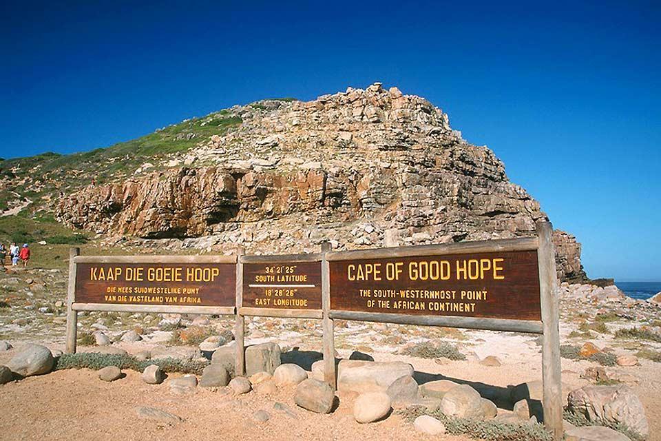 La riserva del Capo di Buona Speranza , Orari della riserva di Buona Speranza , Sudafrica