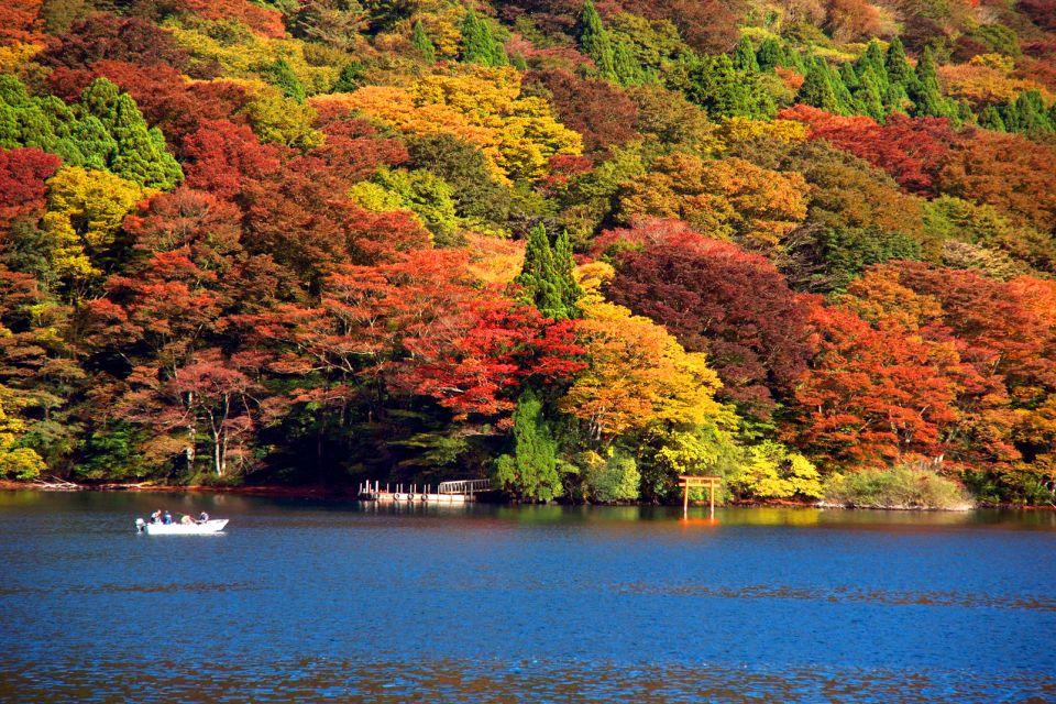 Le lac Ashi, Hakone, Les excursions, Hakone, Japon