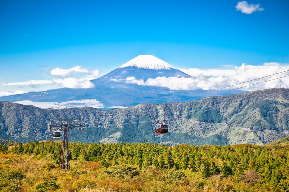 The resorts of Hakone, Hakone, Excursions, Hakone, Japan