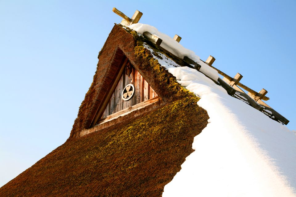 Miyama , Una casa, varias generaciones , Japón