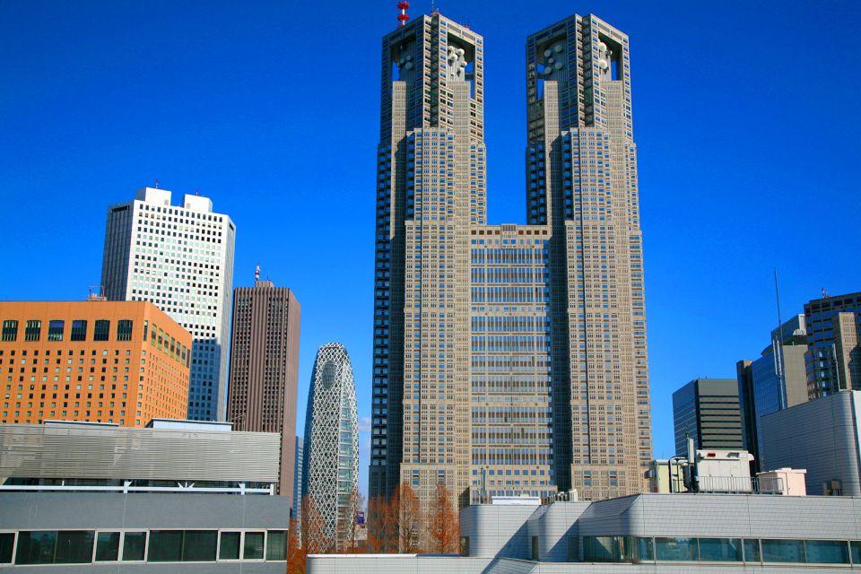 TOKYO- El Ayuntamiento , El ayuntamiento de Tokio , Japón
