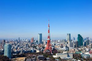 Tokyo Tower , The Tokyo Tower , Japan