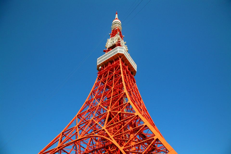 Tokyo Tower , One of Tokyo's summits , Japan