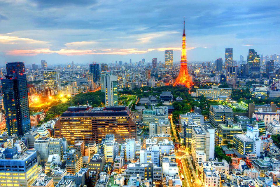 tokyo les paysages urbains japon. Black Bedroom Furniture Sets. Home Design Ideas