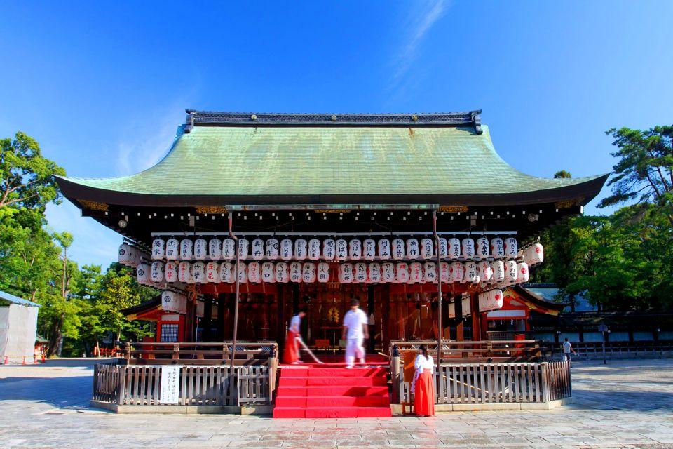 KYOTO , El santuario de Yasaka, Kioto , Japón