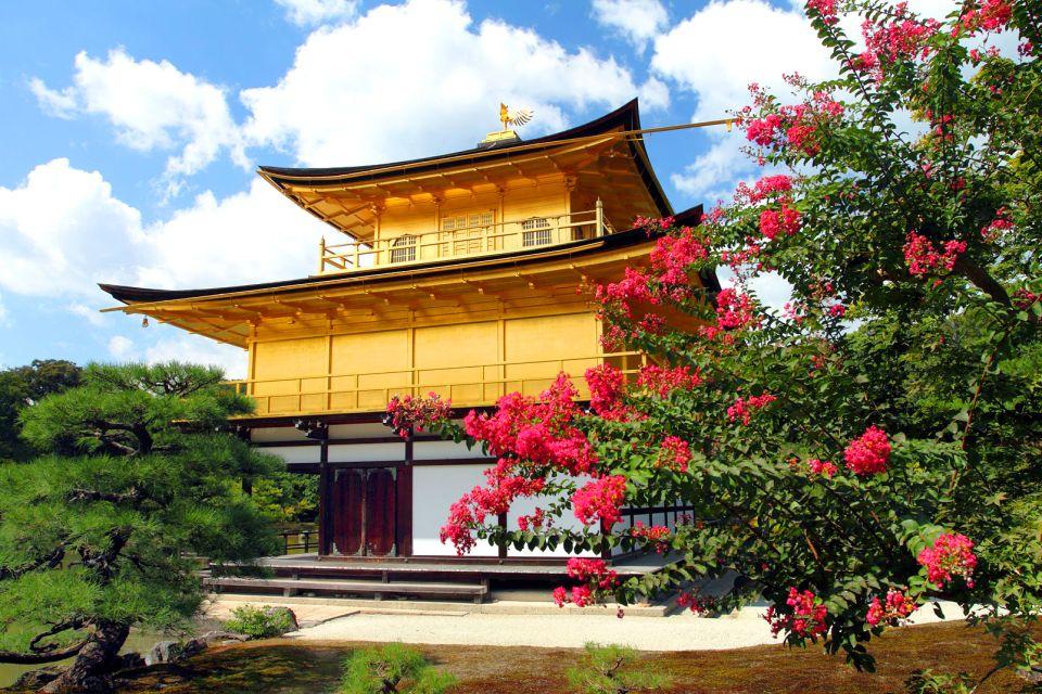 Kinkakuji, Kyoto , A listed monument , Japan