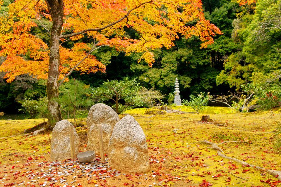 KYOTO- Kinkaku-ji , Le jardin du Pavillon d'or , Japon