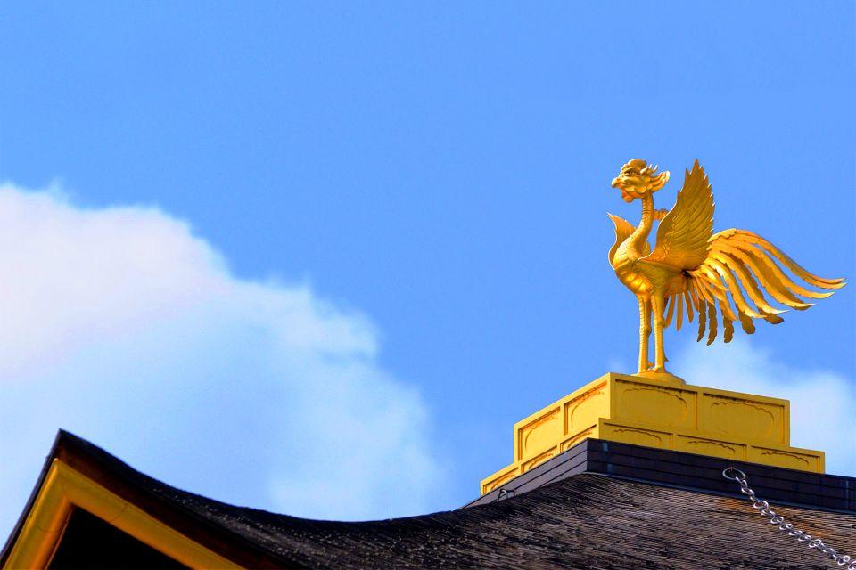 Kinkakuji, Kyoto , The golden phoenix , Japan