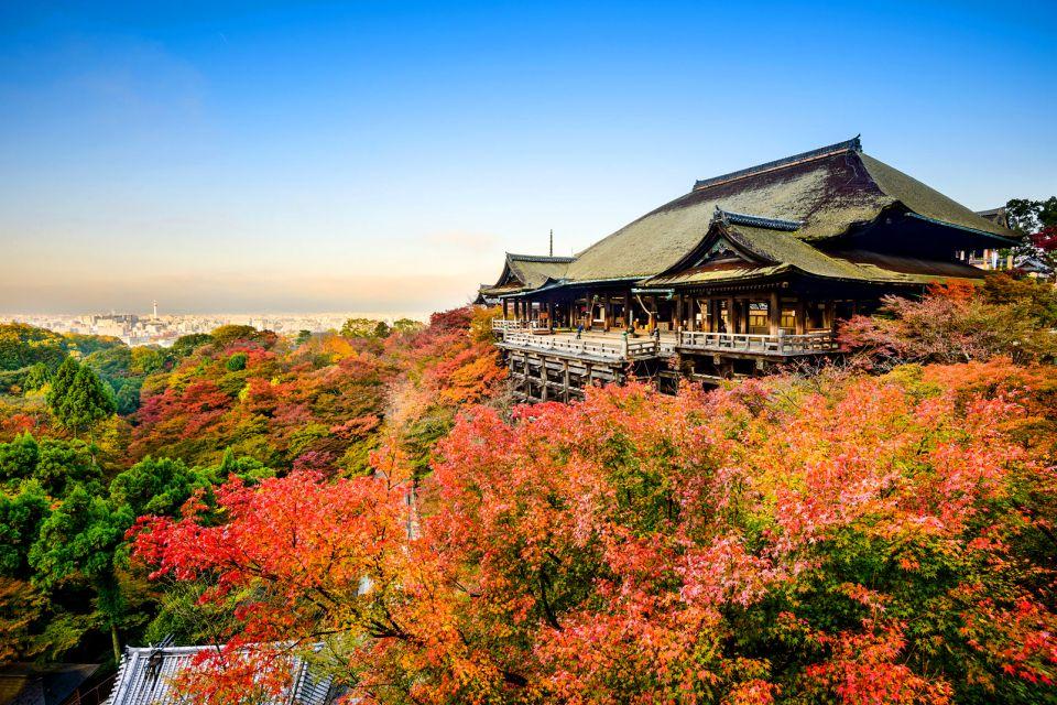 KYOTO- Kiyomizu-dera , Eau pure et compassion , Japon