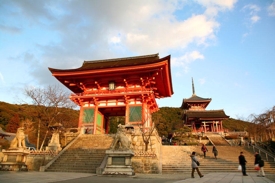 KYOTO- Kiyomizu-dera , Le temple Kiyomizu-dera , Japon