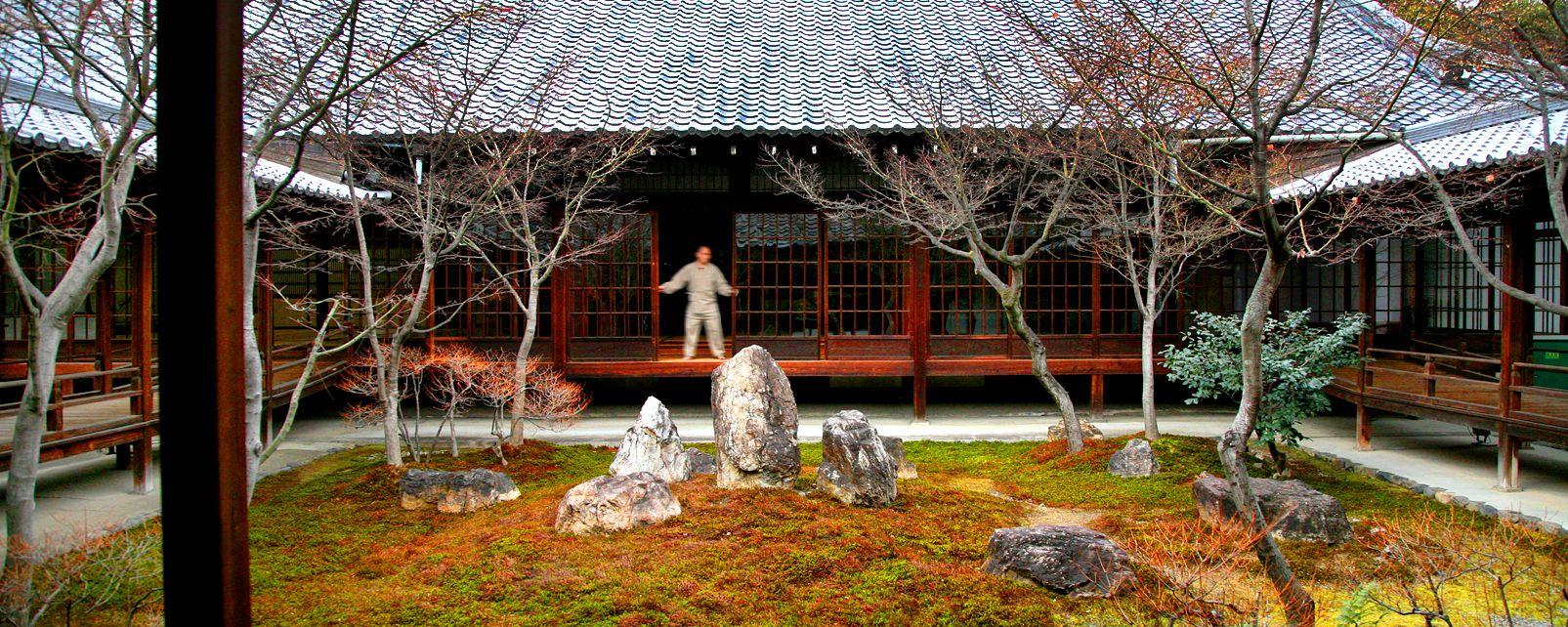 KYOTO- Kennin Ji , Il tempio Kennin-ji a Kyoto , Giappone