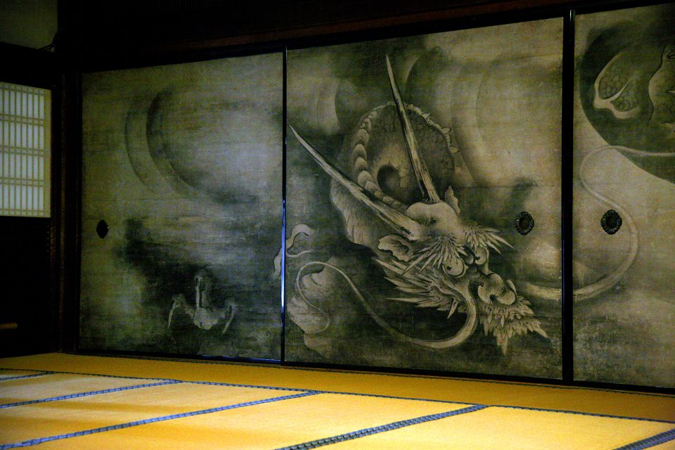 KYOTO- Kennin Ji , Dragón y Zen , Japón