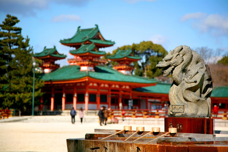 KYOTO- Rokuon Ji , Un monumento emblemático , Japón