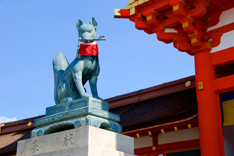 KYOTO- Fushimi Inari Taisha , Un lugar tan fascinante como desconcertante. , Japón
