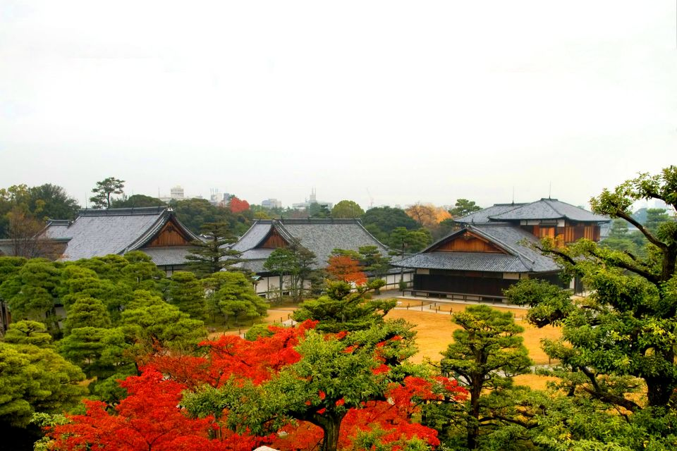 Nijo Castle, Tokyo , Nij? Castle and its gardens , Japan