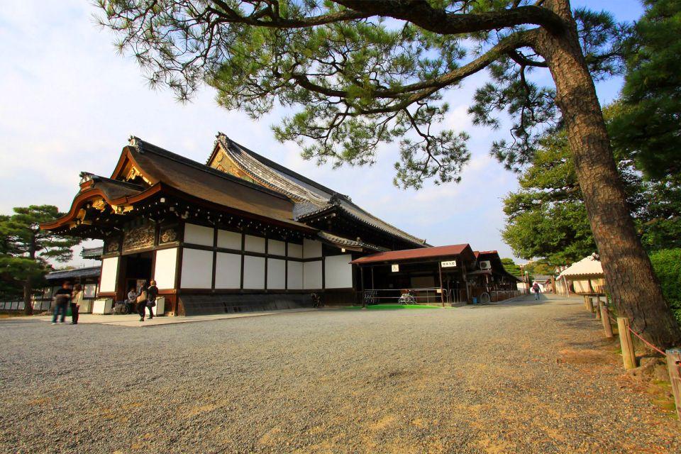 KYOTO- Le Château Nijo , Un site classé au patrimoine mondial , Japon